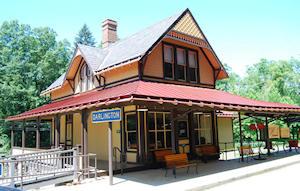 LVRRA Museum Building